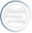 Dlouh ivotnost produktu